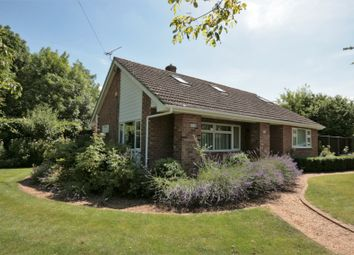 Thumbnail 4 bed detached house for sale in Harvey Close, Tasburgh, Norwich
