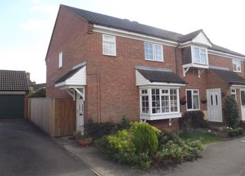 Thumbnail 3 bed property to rent in Chawston Close, Eaton Socon, St. Neots