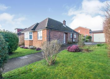 Thumbnail 3 bed detached bungalow for sale in Roselands Close, Fair Oak, Eastleigh