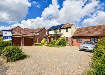 Thumbnail 5 bed detached house for sale in Eastwood Drive, Highwoods, Colchester, Essex