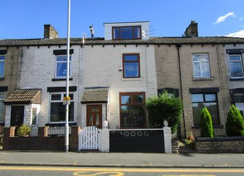 Thumbnail 4 bedroom terraced house for sale in Manchester Road, Shaw, Oldham