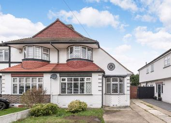 Thumbnail 3 bed semi-detached house for sale in Frensham Road, London