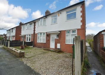 Thumbnail 4 bedroom semi-detached house to rent in Hurdsfield Road, Great Moor, Stockport, Cheshire