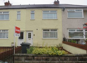 Thumbnail 3 bed terraced house for sale in Bridgman Grove, Filton, Bristol