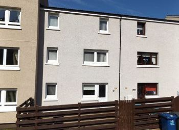 Thumbnail 4 bed terraced house to rent in Wellington Street, Greenock