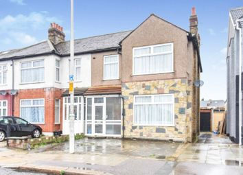 Thumbnail 3 bed end terrace house for sale in Green Lane, Ilford