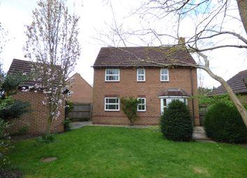 Thumbnail 3 bed detached house for sale in Bevan Close, Warmington, Peterborough