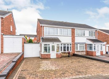 Jensen, Tamworth B77. 3 bed semi-detached house for sale