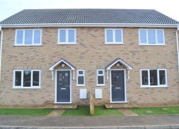 Thumbnail 3 bedroom semi-detached house for sale in Marsh Lane, King's Lynn