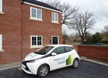Thumbnail 2 bed end terrace house for sale in Pensfold, Bicton Heath, Shrewsbury