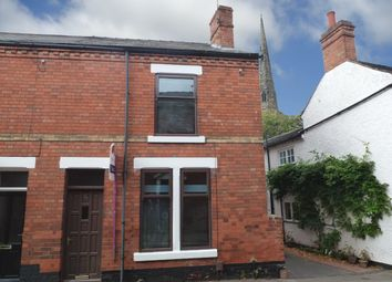 Thumbnail 2 bed end terrace house to rent in Clapgun Street, Castle Donington, Derby