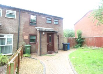 Thumbnail 3 bed end terrace house for sale in Sorrel, Tamworth