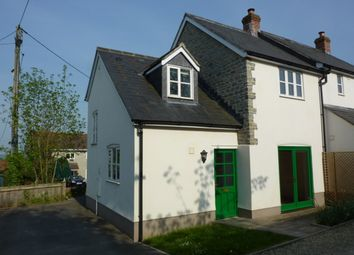 Thumbnail 2 bed end terrace house to rent in High Street, Templecombe