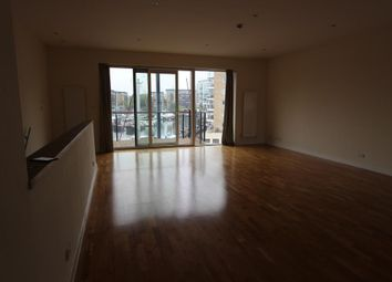 Thumbnail 4 bedroom flat to rent in Basin Approach, London