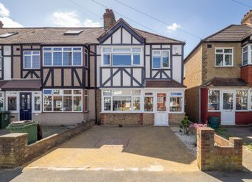 Thumbnail 3 bed end terrace house for sale in Chatsworth Road, Cheam, Sutton