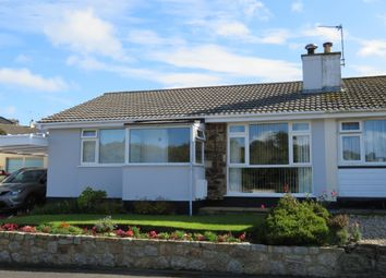 Thumbnail 3 bed semi-detached bungalow for sale in Reens Crescent, Heamoor, Penzance
