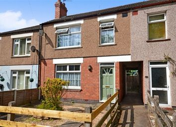 Thumbnail 3 bed terraced house for sale in Bulwer Road, Radford, Coventry, West Midlands
