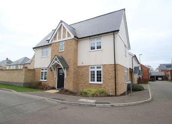 Thumbnail 3 bed detached house for sale in Nursery Drive, Hawkwell, Hockley