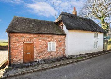 Thumbnail 2 bedroom cottage for sale in Aston Abbotts Road, Weedon, Buckinghamshire.