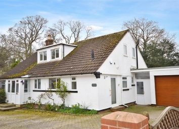 4 bed detached bungalow for sale in Brookhayes Close, Exmouth, Devon EX8