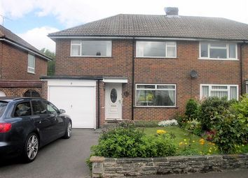 Thumbnail 3 bed semi-detached house to rent in Roffeys Close, Copthorne, Crawley