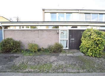 Thumbnail 3 bed terraced house for sale in Vicarage Close, Oxford