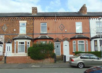 Thumbnail 2 bedroom terraced house for sale in Whiley Street, Longsight, Manchester