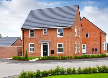 "Thumbnail 3 bed detached house for sale in ""Hadley"" at Sandbeck Lane, Wetherby"