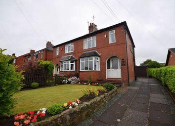 Thumbnail 3 bedroom semi-detached house for sale in Jack Haye Lane, Light Oaks, Stoke-On-Trent