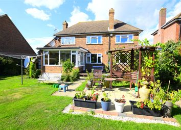Thumbnail 3 bedroom detached house for sale in Wychurst Gardens, Bexhill-On-Sea, East Sussex