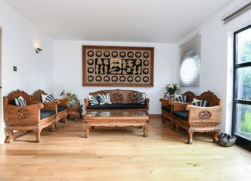 Thumbnail 5 bedroom terraced house for sale in Chancellors Wharf, Crisp Road, London