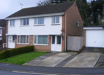 Thumbnail 3 bed semi-detached house for sale in Trevithick Avenue, Torpoint