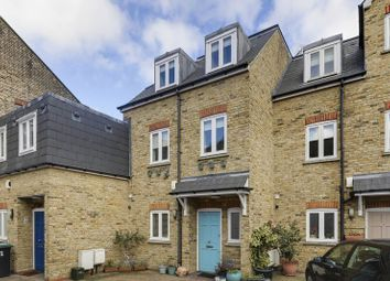 Thumbnail 4 bedroom terraced house for sale in Tara Mews, London
