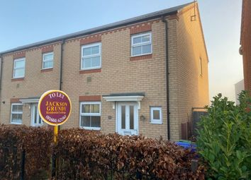 3 bed end terrace house to rent in Stratford Road, Roade, Northampton NN7