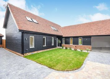 Thumbnail 5 bedroom detached house for sale in Woodham Road, Battlesbridge, Wickford
