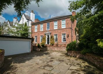 Thumbnail 5 bed detached house to rent in East Downs Road, Bowdon, Altrincham
