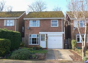 Thumbnail 3 bed detached house for sale in Broadlands, Brixworth, Northampton