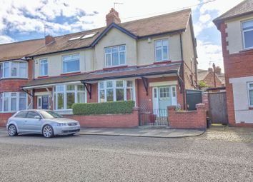 Thumbnail 3 bed end terrace house for sale in Lodore Road, Newcastle Upon Tyne