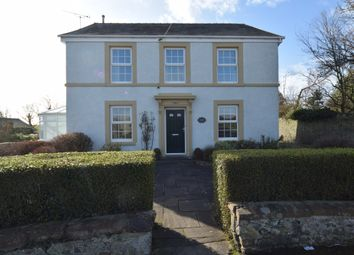 Thumbnail 4 bed detached house for sale in Rampside Road, Rampside, Barrow-In-Furness