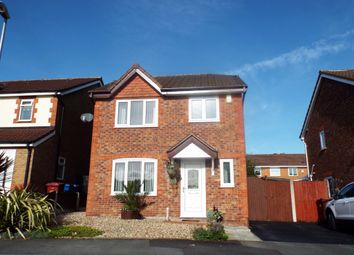Thumbnail 3 bedroom detached house for sale in Turnstone Drive, Halewood