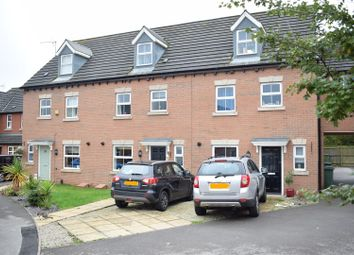 Thumbnail 4 bed terraced house for sale in Cavendish Street, Mansfield