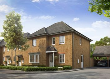 "Thumbnail 4 bed detached house for sale in ""Cambridge"" at Dorman Avenue North, Aylesham, Canterbury"