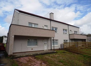 Thumbnail 3 bed flat for sale in Langstile Place, Penilee, Glasgow