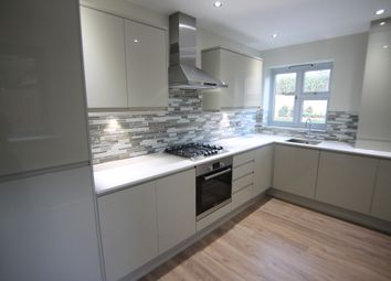 Thumbnail 3 bed flat to rent in Button Lodge, 46 Stainforth Road, London