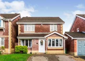 Thumbnail 3 bed detached house for sale in Clos Cwm Garw, Caerphilly