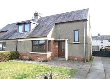Thumbnail 2 bed semi-detached house for sale in Avon Street, Grangemouth