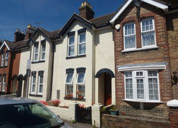 Thumbnail 2 bed terraced house for sale in Emerson Road, Poole