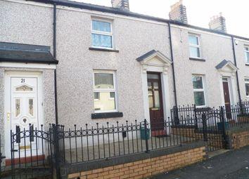 Thumbnail 2 bedroom terraced house for sale in Bowen Street, Swansea