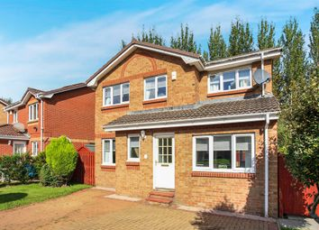 Thumbnail 4 bedroom detached house for sale in Birch Place, Cambuslang, Glasgow