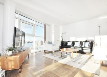 Thumbnail Flat for sale in Crews Street, London